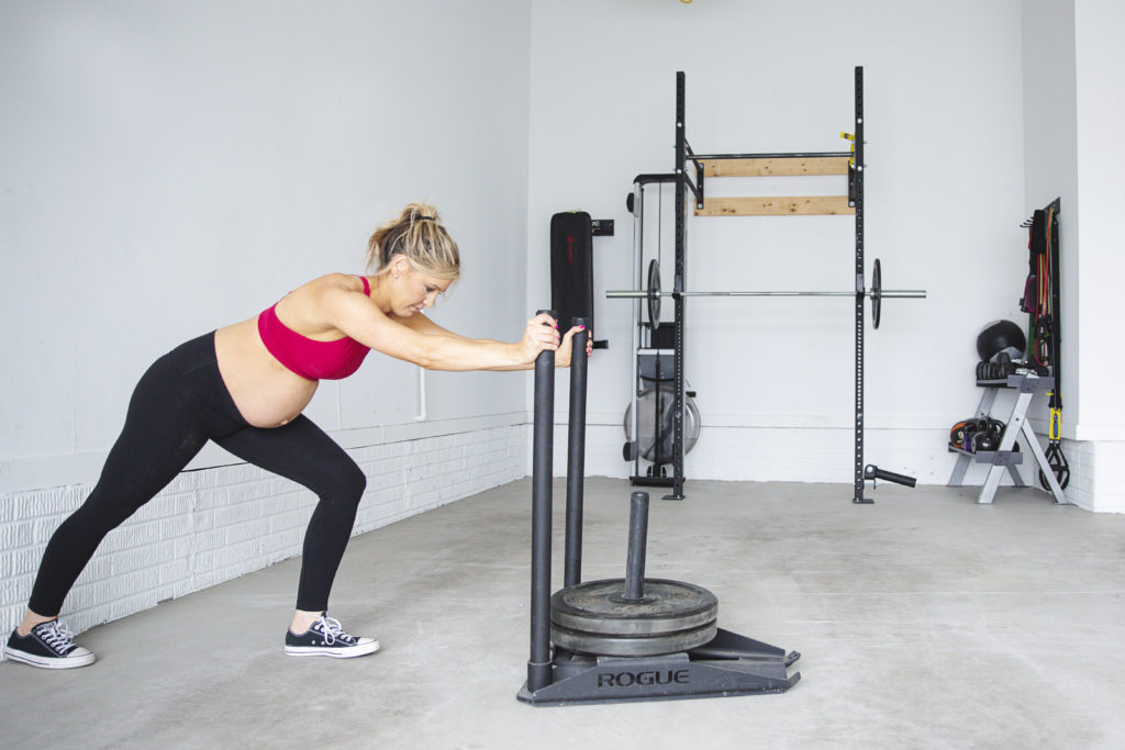 crossfit in pregnancy